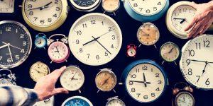 Faktor Zeit in der Therapie