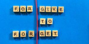 Vergib, um frei zu sein