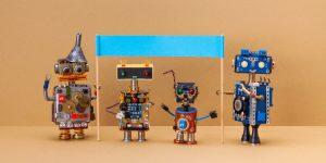 Angehörige von Sekten wirken oft wie von aussen beeinflusste Roboter